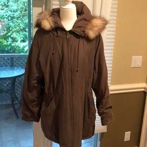 Jones Wear Brown jacket Make an offer